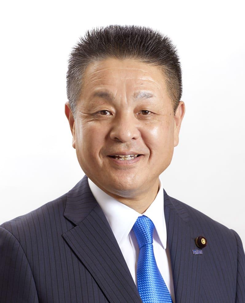 小沢雅仁・立憲民主党山梨県連代表